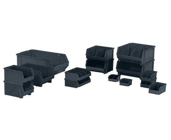 ESD-SAFE® PLASTIBOX® CONTAINERS