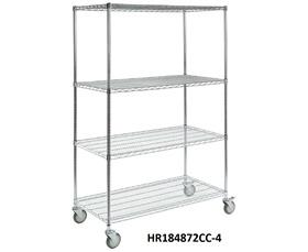 4-SHELF MOBILE UNITS