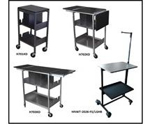 MOBILE PROCESSING TABLES/WORKSTATIONS